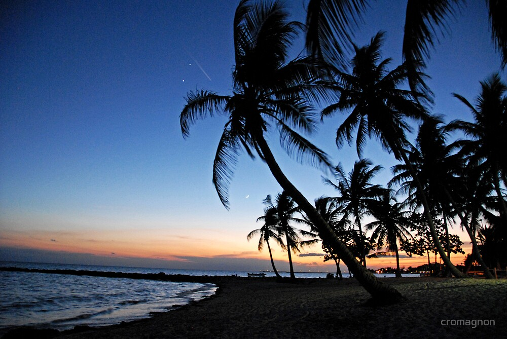 Key West Sunset by cromagnon