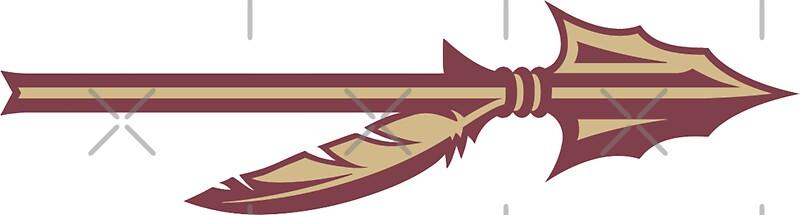 Image result for fsu arrow
