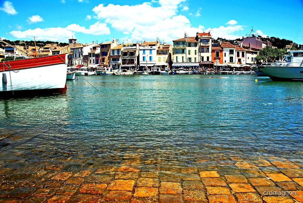Cassis Port by cromagnon