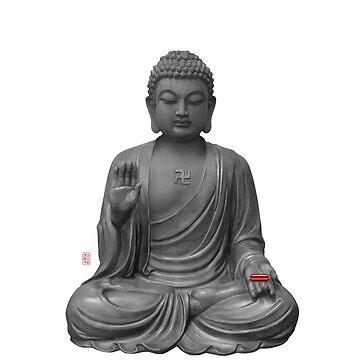 RedPill Buddha by 73553