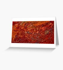 Picture 201504 Justin Beck Sunburn  Greeting Card