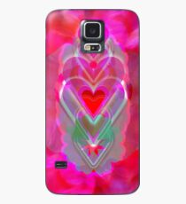 The Hearts Mantra Case/Skin for Samsung Galaxy