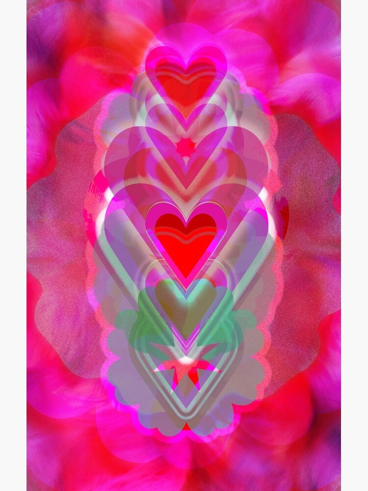 The Hearts Mantra by melasdesign
