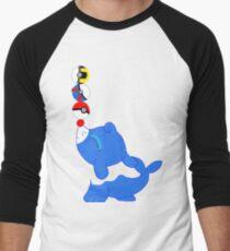 Jojo Men's Baseball ¾ T-Shirt