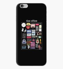 The Office | Elements | Quotes iPhone Case