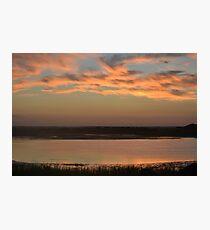 Stone Harbor Point Sunset Photographic Print