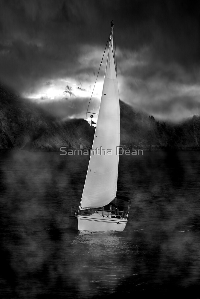 Dark Waters by Samantha Dean
