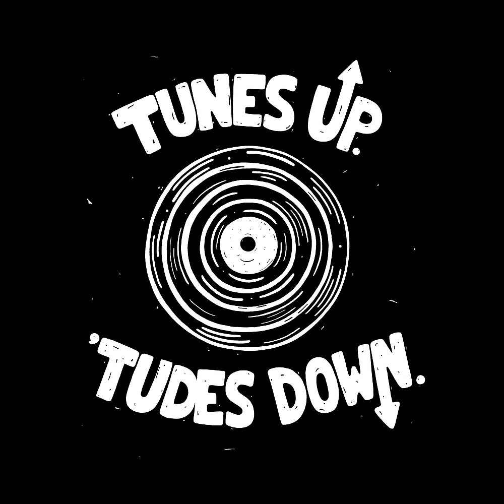 TUNES UP by Dylan Morang