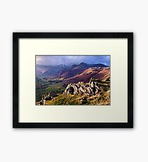 Great Langdale - The Lake District Framed Print