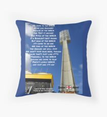 Farewell to the WACA, Perth Throw Pillow