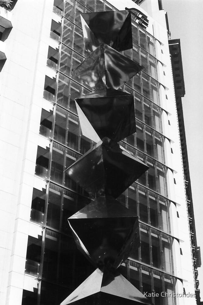 City Sculpture by Katie Christofides
