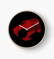 Thundercats Symbol Clock