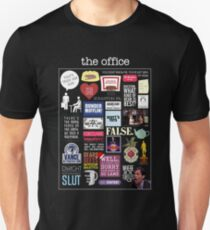 The Office | Elements | Quotes Unisex T-Shirt
