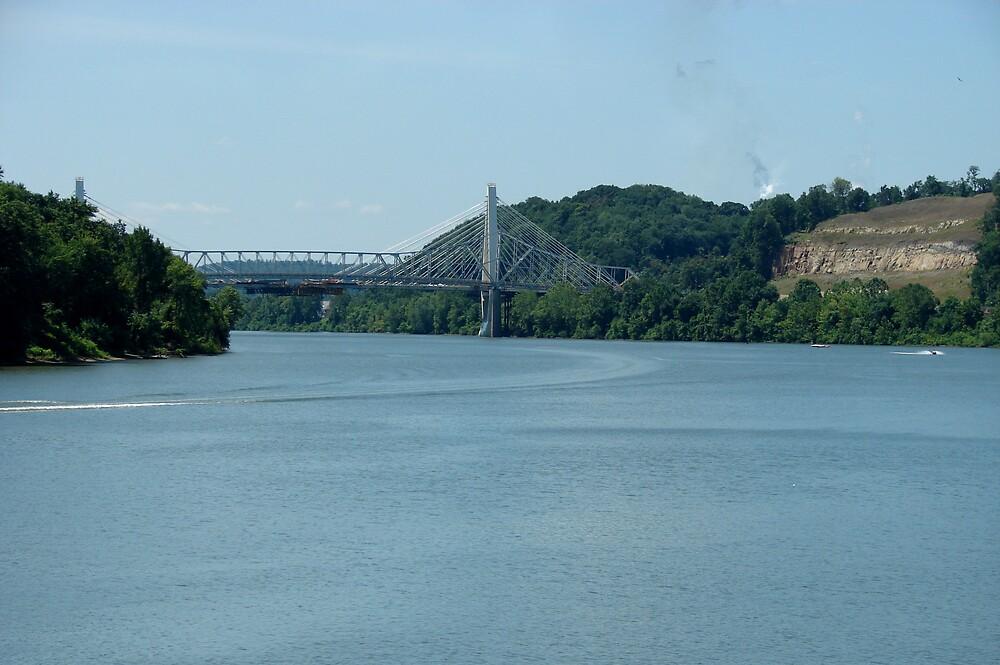 Bridge Under Construction by Brandy Bentz-Jackson