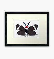 Mothboy04 Framed Print