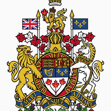 Canada Coat of Arms by AethersRancor