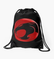 Thundercats symbol Drawstring Bag