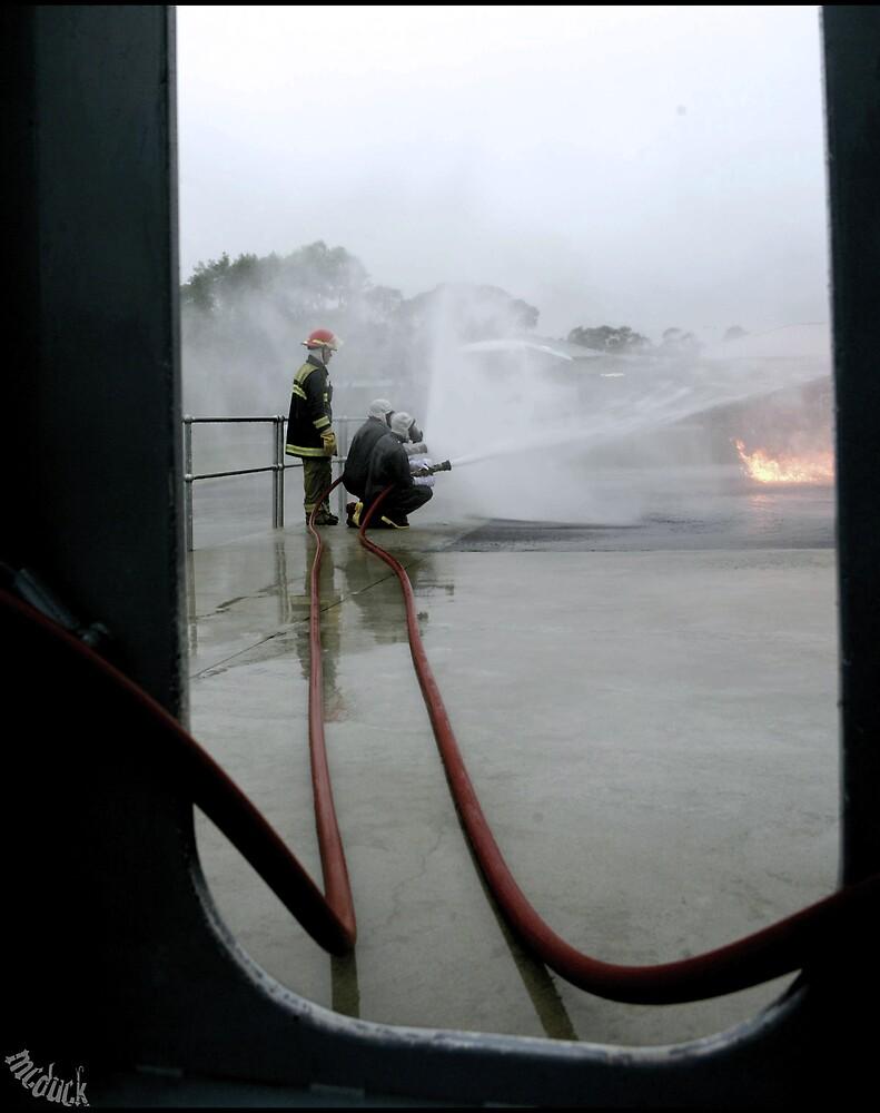 Fire Line by lucasmcduck
