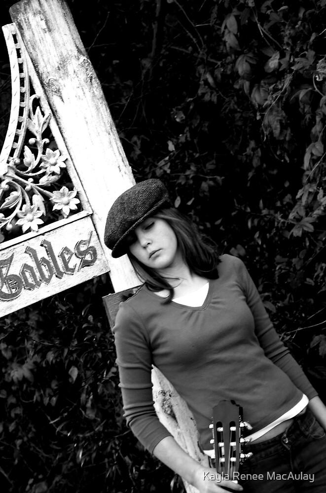 Guitar Girl by Kayla Renee MacAulay