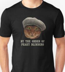Cat Peaky Blinders Unisex T-Shirt