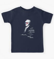 Alexander Hamilton Success Quote, Saying. Motivational Gifts Kids Tee