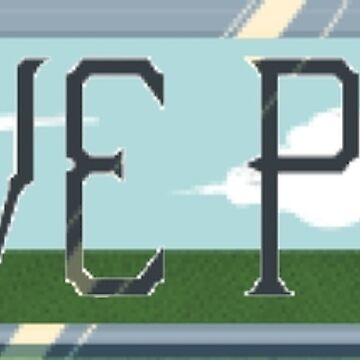 No Save Points Pixel BG Text by RageGrenade