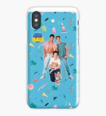 Saved by the Bell Boys iPhone Case/Skin