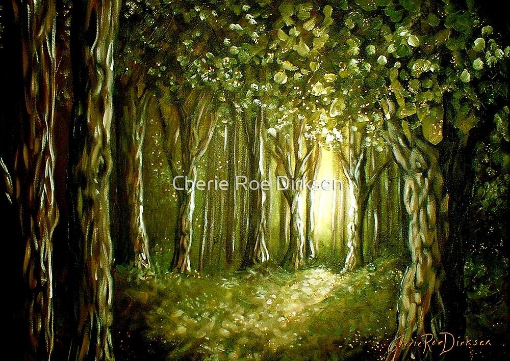 Forest Light by Cherie Roe Dirksen