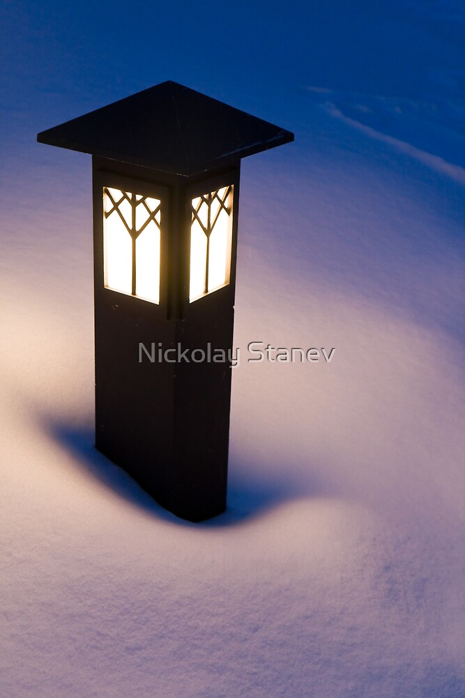 Night Light by Nickolay Stanev