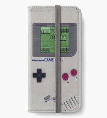 Game Boy Choose Your Pokemon iPhone Wallet/Case/Skin