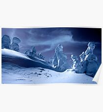 Snow monsters of Zao Poster