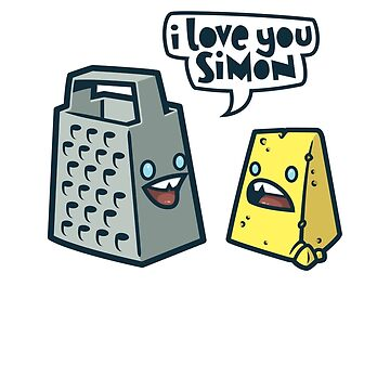 I Love You Simon by hammo