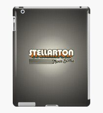 Stellarton, Nova Scotia | Retro Stripes iPad Case/Skin