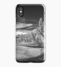 Saskatchewan River #4 iPhone Case/Skin