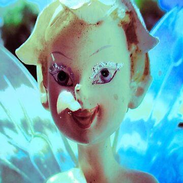 Blue Fairy by kimmilesfilms