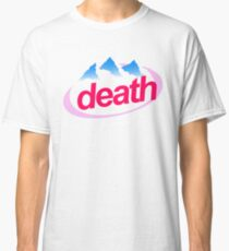 death evian cyberpunk vaporwave health goth Classic T-Shirt