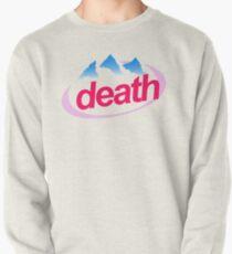 Tod Evian Cyberpunk Vaporwave Gesundheit goth Sweatshirt