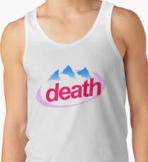 death evian cyberpunk vaporwave health goth Tank Top