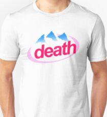 death evian cyberpunk vaporwave health goth Unisex T-Shirt
