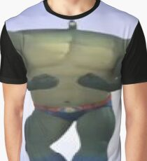 Buff plank Graphic T-Shirt
