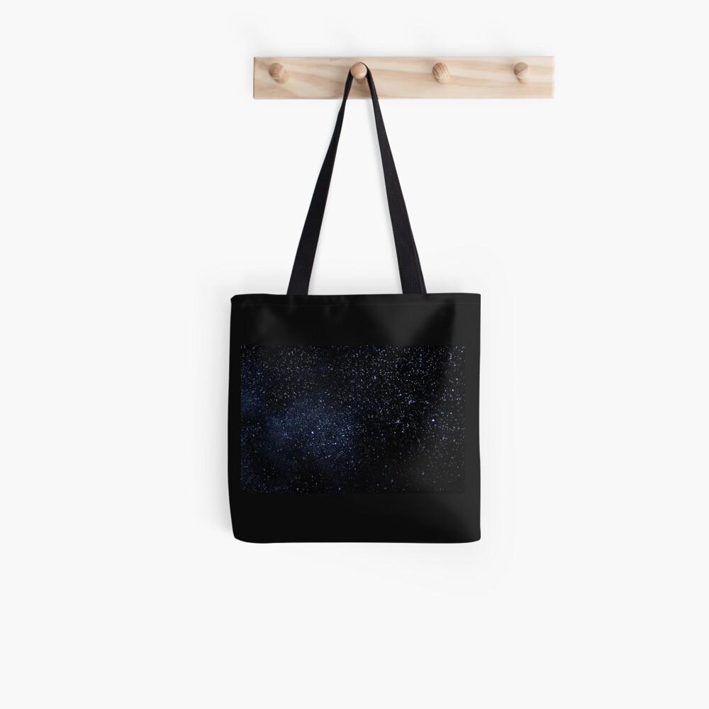 Sternenhimmel Stofftasche