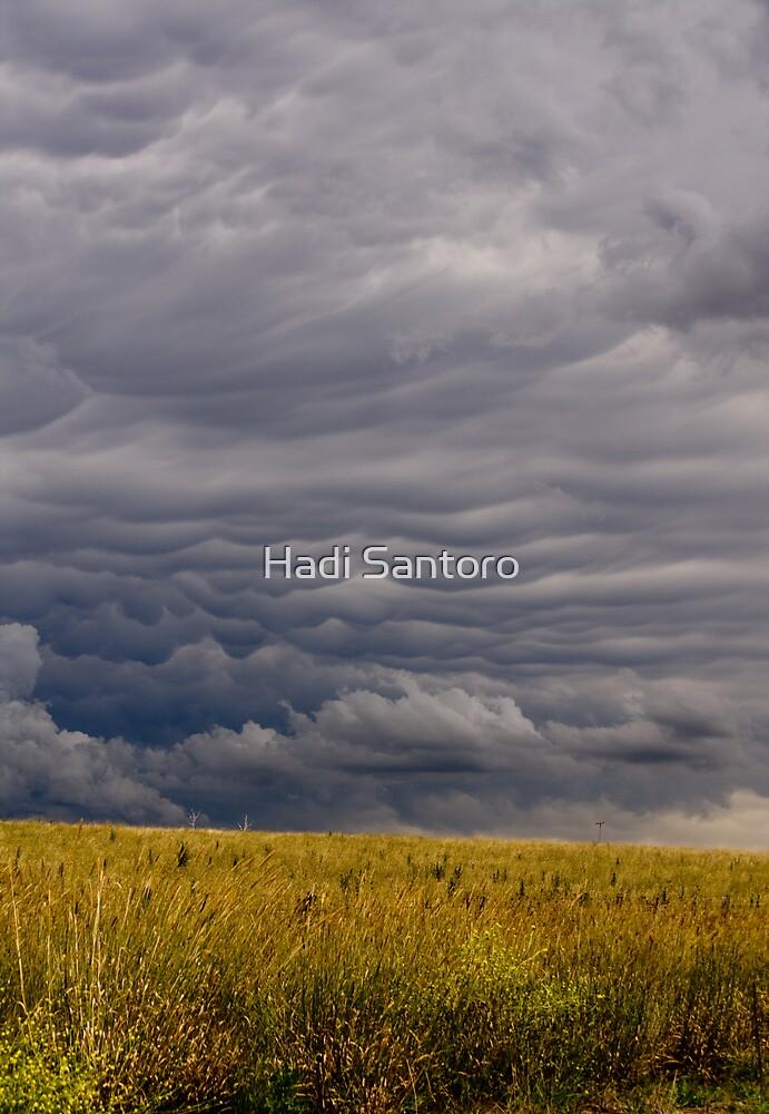 Clouds Everywhere by Hadi Santoro