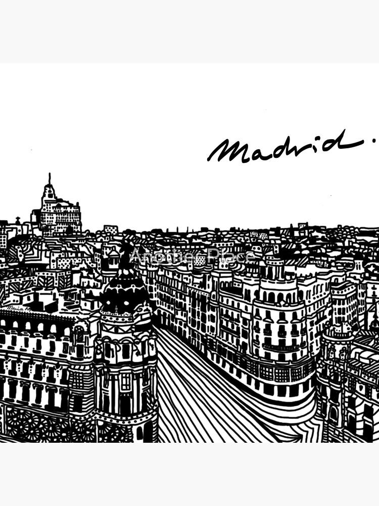 Gran via, Madrid - Spain von mariaartmind