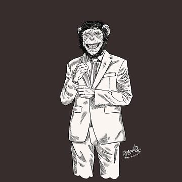 Benedict Monkeyman by Cosmodious