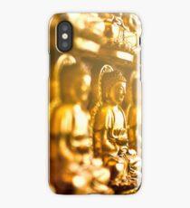 Shining Buddha iPhone Case