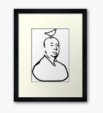 ALFRED Framed Print