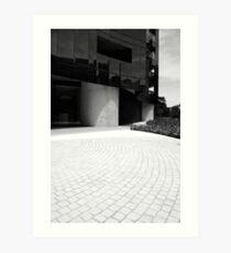 concavity-ness-ism Art Print