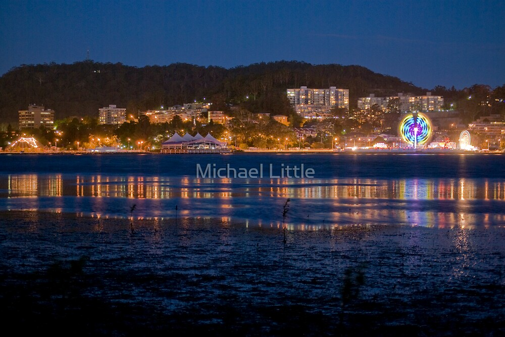 The Carnival is in Town by Michael Little