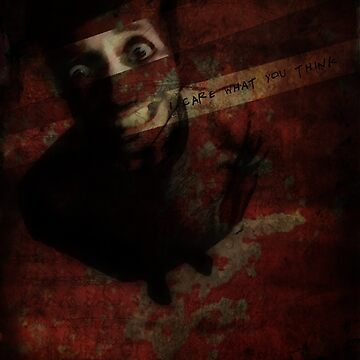 Blurry Face by BradMacDuff