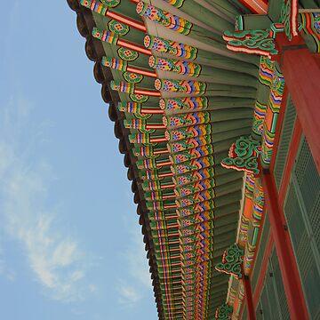 Colours of South Korea by talej
